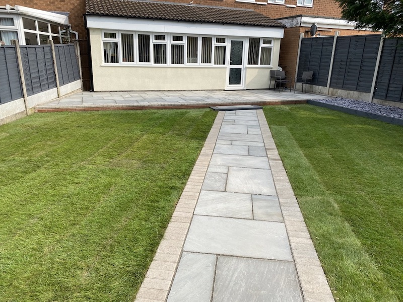 landscaping services in Wolverhampton